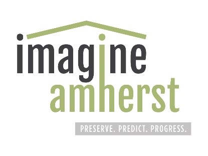 imagine amherst. preserve, predict, progress.