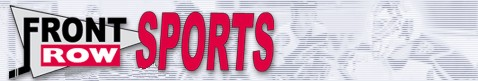 Front Row Sports Pro Shop Logo graphic