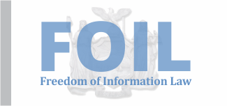Freedom of Information Law (FOIL)