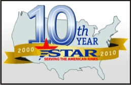 serving the american rinks (star) logo